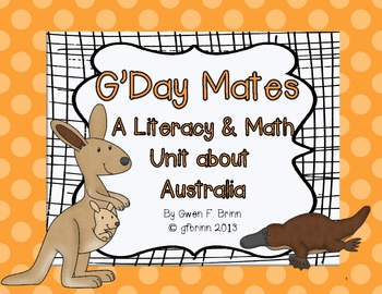 Gday Mates