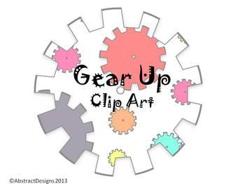 Gear CLIP ART