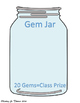 Gem Jar Freebie