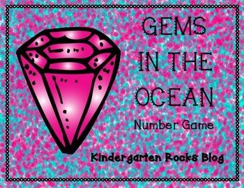 Gems in the Ocean Number Game