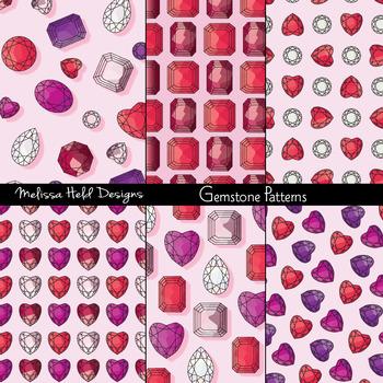 Gemstone Patterns