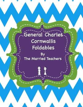 General Charles Cornwallis Interactive Historical Figure F
