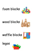 General Classroom Labels