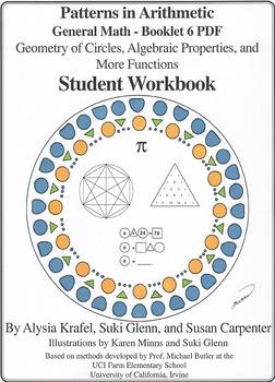 General Math:  Booklet 6 - Geometry of Circles, Algebraic