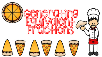 Generating Equivalent Fractions