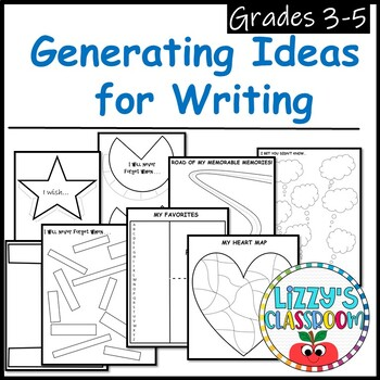 Generating Ideas for Writers