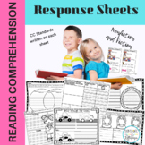 Reading Comprehension Activity Frames Aligned with Common