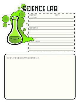 Generic Science Lab sheet