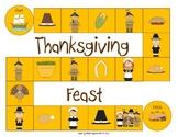 Generic Thanksgiving Game Board