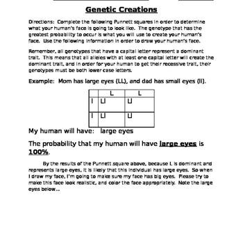 Genetic Creations
