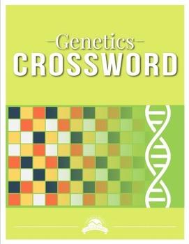 Genetics Crossword Puzzle {Editable}