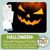 Genetics - Punnett Squares - Fall & Halloween Jack o' All
