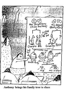 Genetics Part B - Pedigrees
