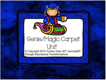 Genie Magic Carpet Unit