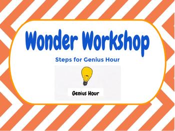 Genius Hour - English