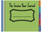 Genius Hour Journal: An Interactive Notebook for Genius Hour