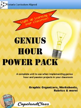 Genius Hour PowerPack