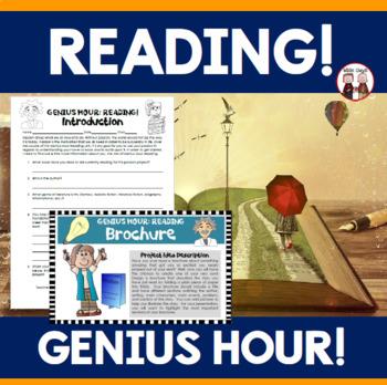 Genius Hour Reading Bundled Unit
