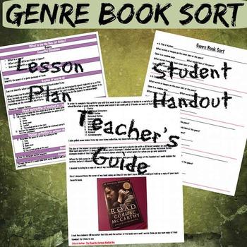 Genre Book Sort Activity