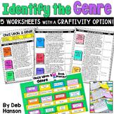 Genre Craftivity