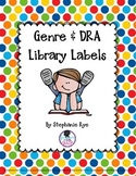 Genre & DRA Library Labels