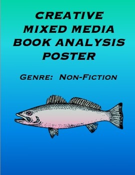 Genre: Non-Fiction / Creative Hands-On Mixed Media Poster