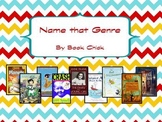 Genre Pack with signs, definitions, activities/games, and