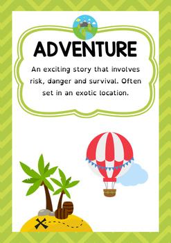 Genre Poster - Adventure