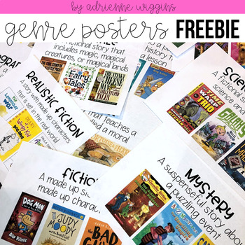Genre Posters Sketch FREE