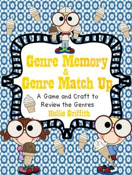Genre Review: A Game and Ice Cream Craftivity