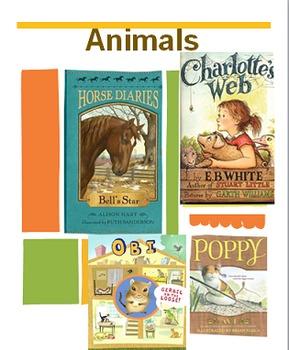 Genre Sign: Animals