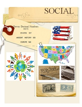 Genre Sign: Social Studies