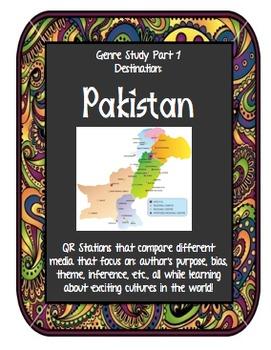 Genre Study Part 1, Destination: Pakistan
