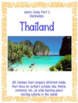 Genre Study Part 2, Destination: Thailand