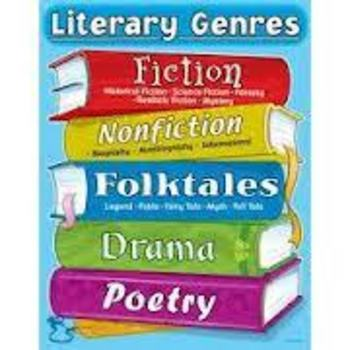 Genre Study with Book Boxes and Fiction Literature