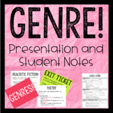 Genre Guided Notes