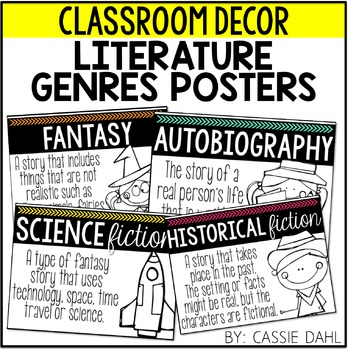 Genres Posters