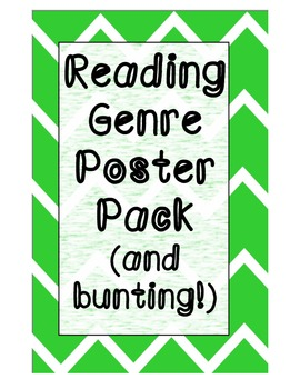 Genres Poster Pack with Printables