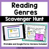 Genre Review- A Scavenger Hunt