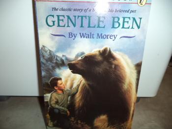 Gentle Ben ISBN 0-14-036035-2