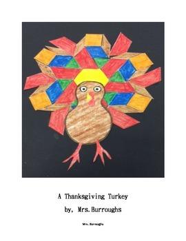 Geo Shape Thanksgiving Turkeys