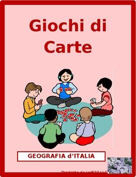 Geografia d'Italia Concentration games