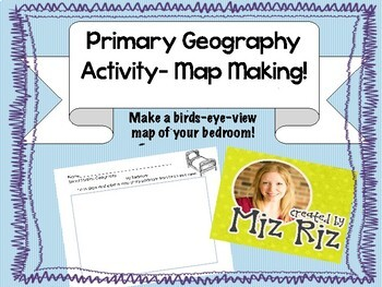 Primary Geography Activity- Map-making!