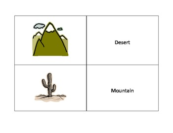 Geography activity