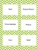 Geography Dictionary Quiz Quiz Trade Cards Set of 52 Chevr