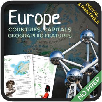 Geography - Europe