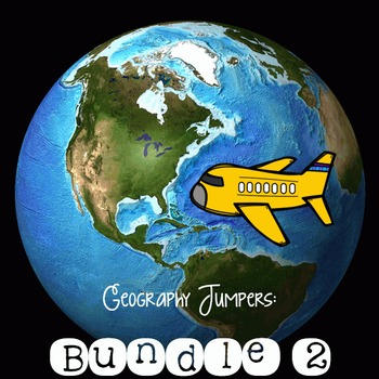 Geography Jumpers: Bundle 2 **Save$**