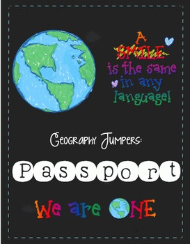 Geography Jumpers: Passport