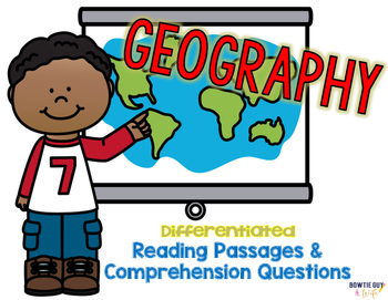Geography, Maps, & Globes General Latitude and Longitude D