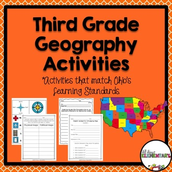 Third Grade Geography Lessons